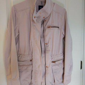 Gap Utility Canvas Light Pink W Rose Gold Accents